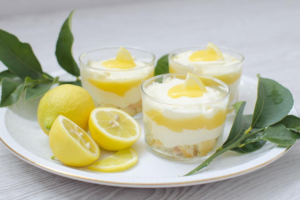 recette de tiramisu de citron